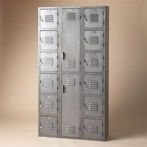 locker oud rustic