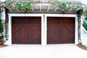 garage deur tot kantoor